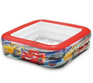 INTEX CARS PLAY BOX 57101