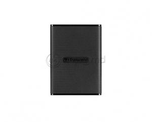 TRANSCEND ESD230C SSD Black USB 3.1 240 Gb