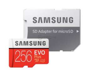 SAMSUNG EVO PLUS MB-MC256GA 256 Gb