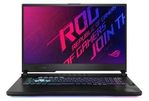 "ASUS G712LU 17.3"" intel core i7 16Gb 512Gb Black i7-10750H"