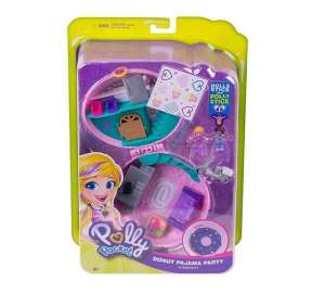 BARBIE MATTEL POLLY POCKET FRY35