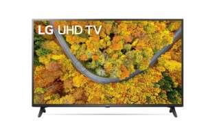 "LG 50UP75006LF 50"" smart TV Bluetooth"