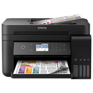 EPSON L6170 A4 USB Wi-Fi Color inkjet