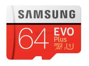 SAMSUNG EVO PLUS MB-MC64HA 64 Gb
