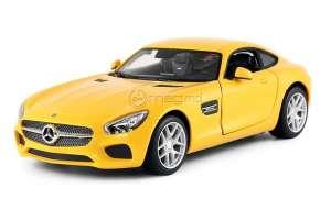 RASTAR MERCEDES-AMG GT teleghidata Mercedes