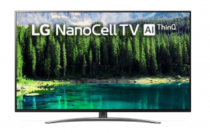 "LG 49SM8600PLA 49"" smart TV"