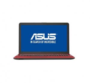 "ASUS X541NA-GO009 red 15.6"" N3350 intel celeron 4Gb 500Gb"