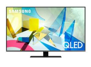 "SAMSUNG QE55Q80TAUXUA 55"" smart TV Tizen"