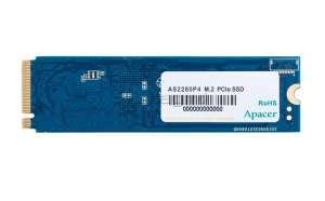 APACER AS2280P4 SSD синий 256 Гб M.2
