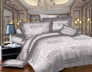 SWEET DREAMS P2 A alba bumbac (cotton) 2 persoane
