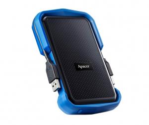 "APACER AC631 negru albastru 2.5"" 1.0 TB USB 3.1"