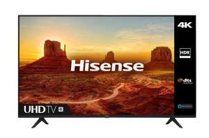 "HISENSE H55A7100F 55"" smart TV Bluetooth"