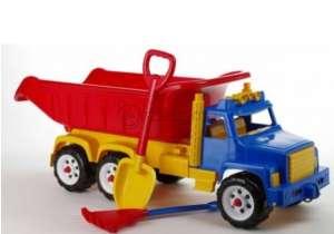 BURAK TOYS 03170 Jumbo camion