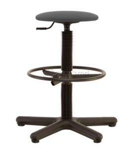 NOWY STYL STOOL RING BASE GTS V negru