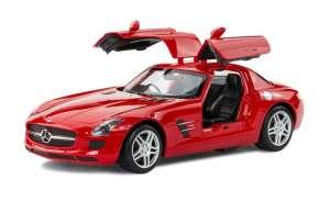 RASTAR MERCEDES-BENZ SLS teleghidata Mercedes