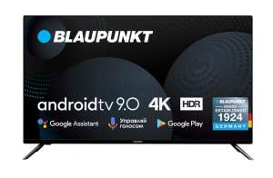 "BLAUPUNKT 55UN965 55"" smart TV Android Bluetooth"