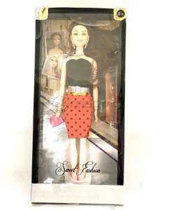 ESSA TOYS SWEET FASHION HAPPY EVERY DAY 07204
