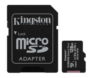 KINGSTON CANVAS SELECT+ 128 Gb