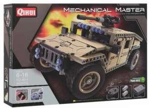 QIHUI ARMED OFF-ROAD VEHICLE R/C 4CH 8014 plastic
