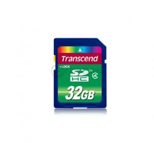 TRANSCEND TS32GSDHC4 32 Gb