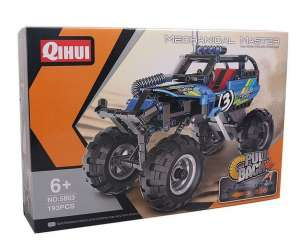 QIHUI PULL BACK OFF-ROAD VEHICLE 5803 plastic