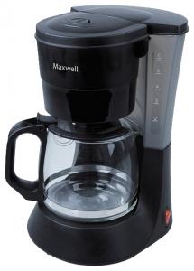 MAXWELL MW-1650 BK Negru 0.6l