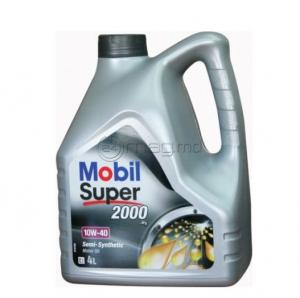 MOBIL M-SUPER 2000 10W-40 4 L