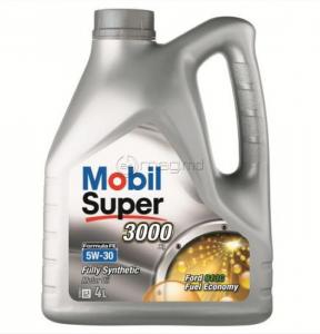 MOBIL M-SUPER 3000 FORMULA FE 5W-30 4 L