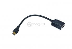 GEMBIRD DEX-HDMI-01 HDMI 0.3m RJ45