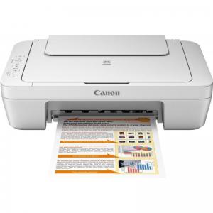 CANON PIXMA MG2555 WHITE A4 Color USB inkjet