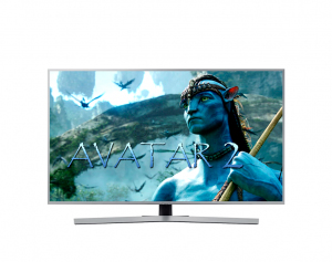 "SAMSUNG UE43RU7470UXUA 43"" smart TV"