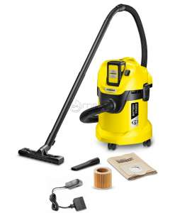 KARCHER WD 3 BATTERY SET container