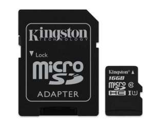 KINGSTON SDCS/16GB 16 Gb