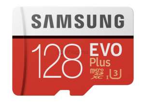 SAMSUNG MB-MC128HA EVO PLUS 128 Gb
