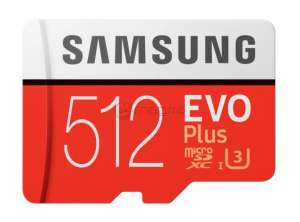 SAMSUNG EVO PLUS MB-MC512HA 512 Gb