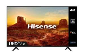 "HISENSE H50A7100F 50"" smart TV Bluetooth"