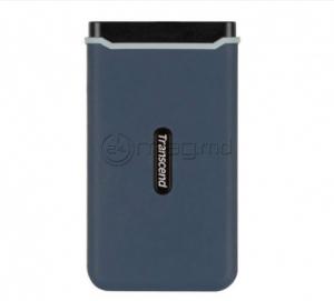 TRANSCEND ESD350C SSD albastru USB 3.1 240 Gb