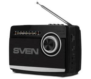 SVEN SRP-535 FM portabil AM SW