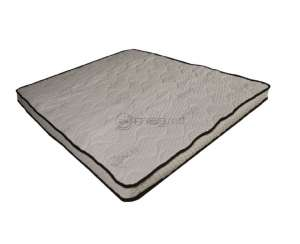 ALCANTARA STYLE TOPPER TOP-3 ortopedica memory 190x120x10