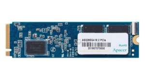APACER AS2280Q4 SSD albastru 500 Gb M.2