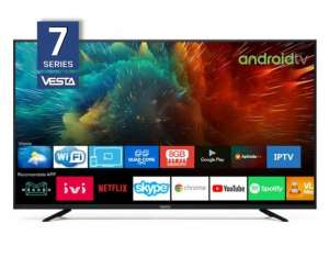 "VESTA LD50D795S 50"" smart TV Android"