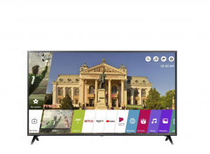 "LG 43UK6300MLB smart TV 43"""