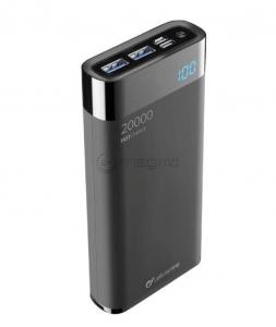 CELLULAR LINE QC HD POLIMER USB micro USB 20000 mAh