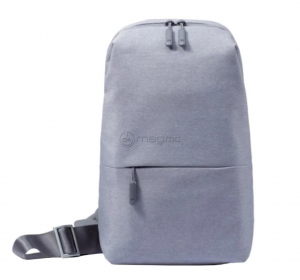 XIAOMI MI CITY SLING BAG Light Gray pînă la 10""