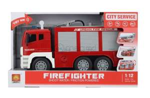 WENYI FIREFIGHTER WY850A Pompier Super pompieri