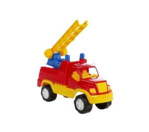 BURAK TOYS 02029 Pompier Super pompieri