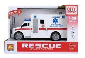 WENYI AMBULANCE WY670A Ambulance ambulanță