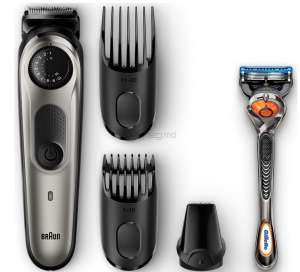 BRAUN BT5060 trimmer pentru barba trimmer pentru corp