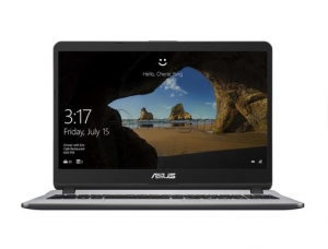 "ASUS X507MA + GIFT ASUS (GEANTA & WIRELESS MOUSE) 4Gb 1Tb 15.6"" N5000 Grey"