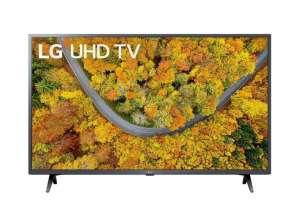 """LG 43UP76506LD 43"""" smart TV Bluetooth"""